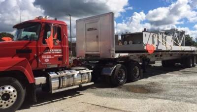 Buffalo New York'I'Flatbed'I'SteelHaulers'I'Freight'I